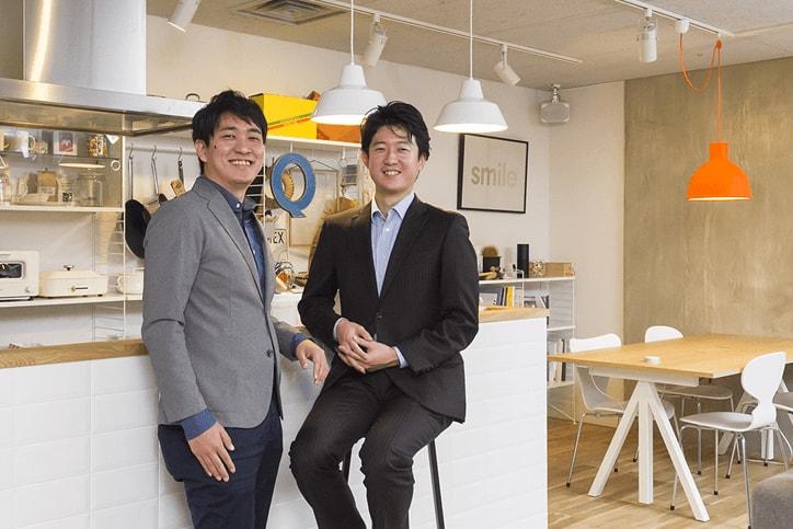 「SoftBank Innovation Program」について対談した木村氏と工藤氏