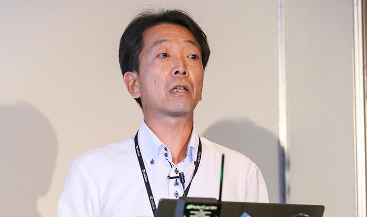 菅野 信義 ソフトバンク コマース&サービス株式会社 ICT事業本部 MD本部 ハードウェア統括部 統括部長