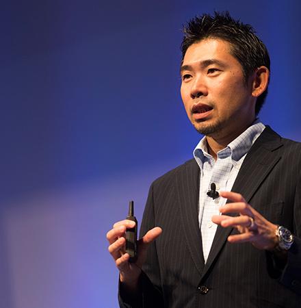 湧川隆次 ソフトバンク株式会社 先端技術開発本部 本部長