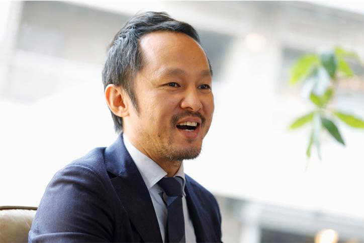 飯沼純 株式会社Cogent Labs 代表取締役