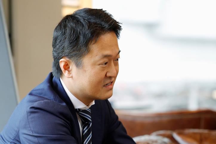 上永吉聡志 ソフトバンク株式会社 プロセスマネジメント本部 副本部長 兼 RPA推進室 室長