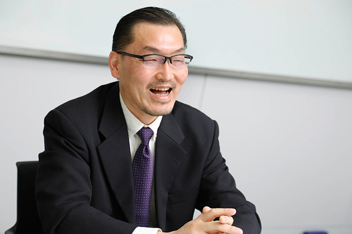 石黒 豊 ワークスモバイルジャパン株式会社 代表取締役社長