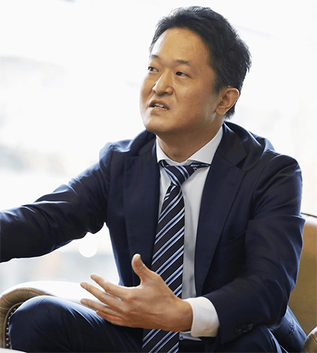 RPAとAIのコラボについて語る上永吉氏