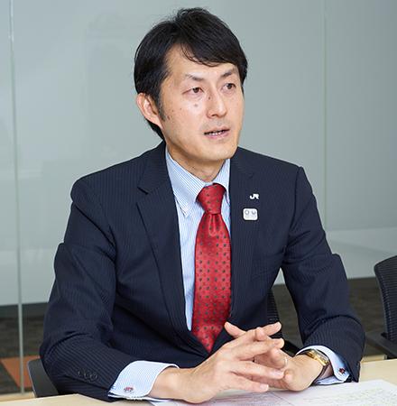 坂入整 東日本旅客鉄道株式会社 JR東日本研究開発センター フロンティアサービス研究所 主幹研究員(データサイエンス) 課長