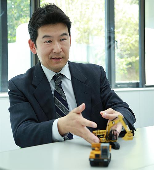 青木 浩章 大成建設株式会社 技術センター 生産技術開発部 スマート技術開発室 メカトロニクスチーム チームリーダー
