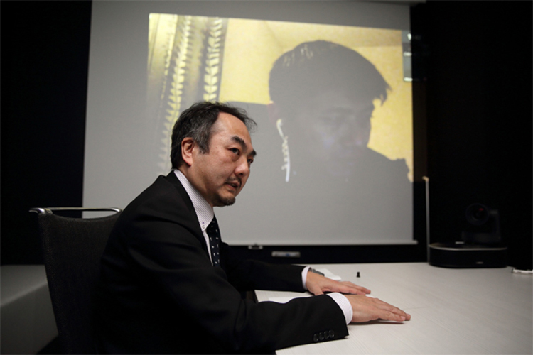 米国のNASAに勤務する小野氏とオンラインで対談を実施