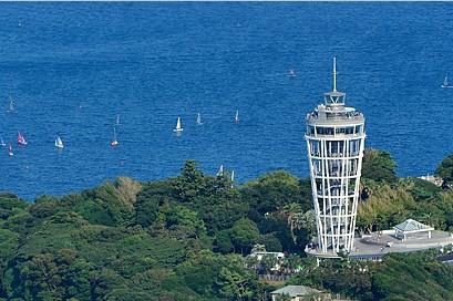 江の島展望灯台(シーキャンドル)