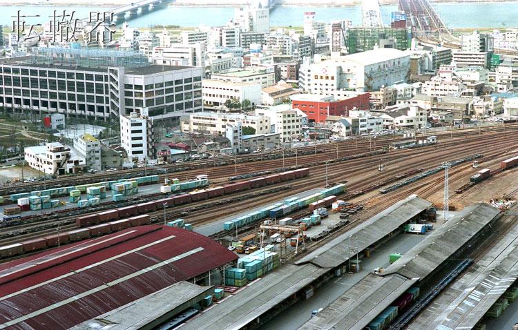 梅田 貨物 駅