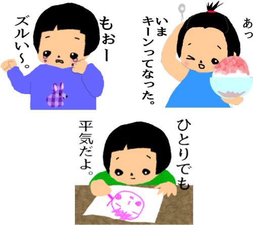 LINEスタンプ「あこちゃんアルバム」