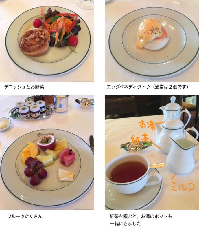 パークハイアット東京朝食4