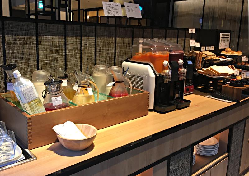 ザ・プリンス さくらタワー東京 朝食ブッフェ2