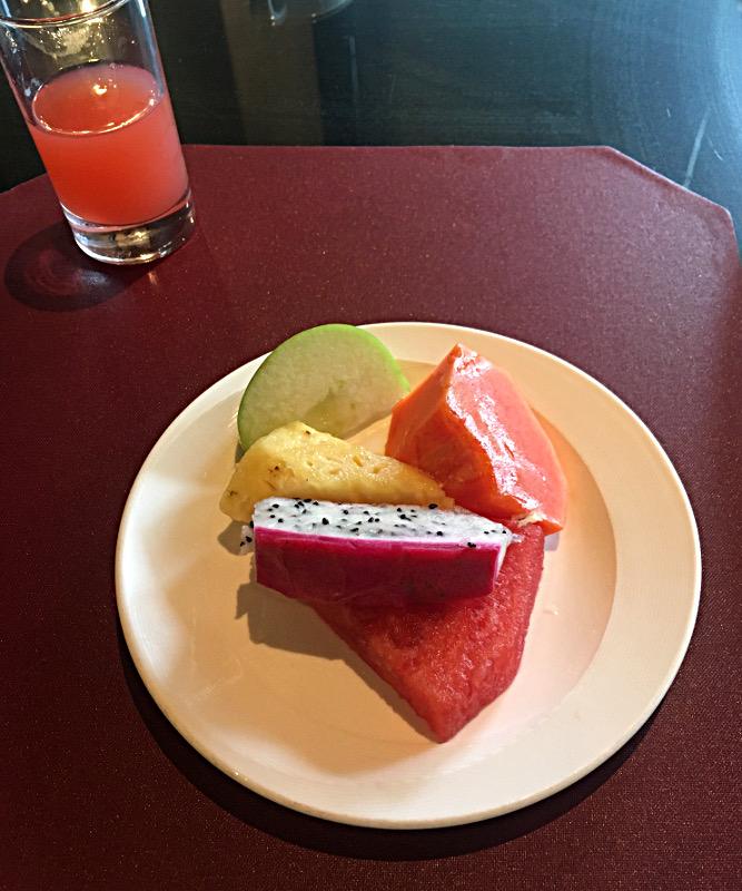 マジェスティックホテル 朝食