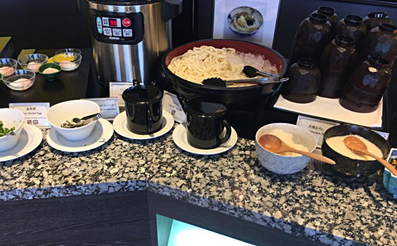 ホテルニューオータニ東京 タワーブッフェ朝食8