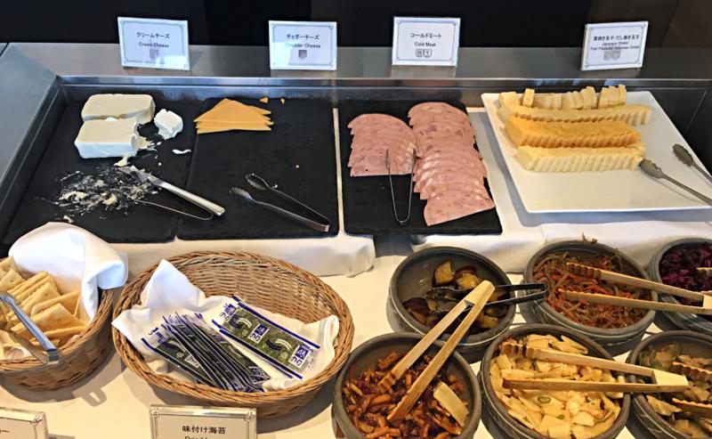 ホテルニューオータニ東京 タワーブッフェ朝食7