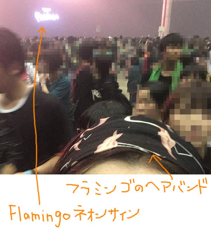 [米津玄師][flamingo][ライブ][幕張メッセ]
