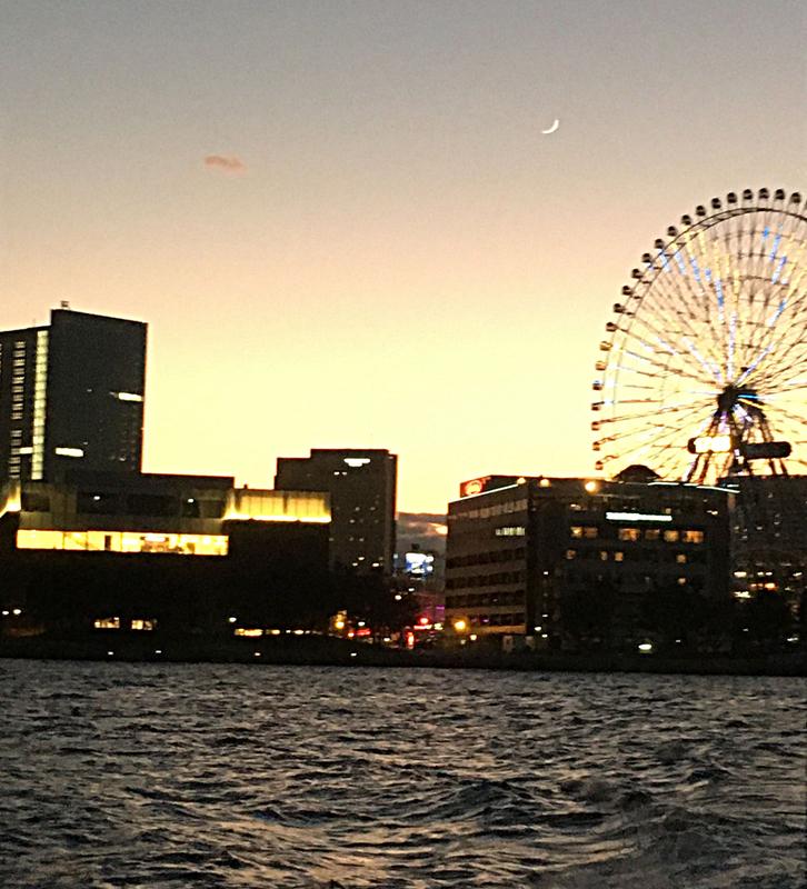 横浜サンセットクルーズ1