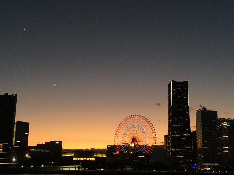 横浜サンセットクルーズ2