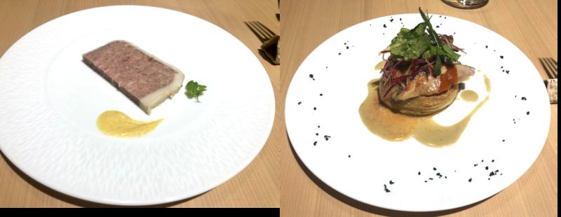 フランス料理 前菜 アミューズ