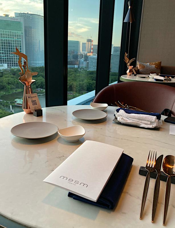 メズム東京 オートグラフコレクション07 レストラン