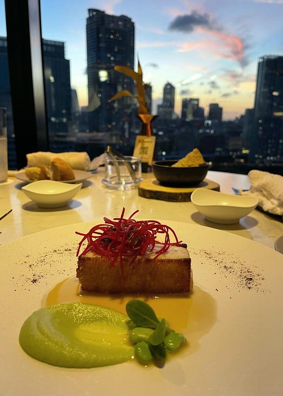 メズム東京 オートグラフコレクション07 魚料理
