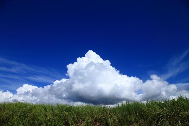 個別「入道雲」の写真、画像、動画 - cabeliau's fotolife Eos