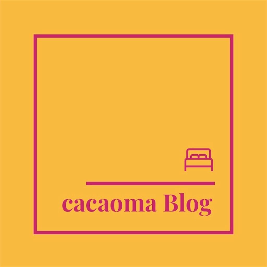f:id:cacaoma:20190531215250j:image
