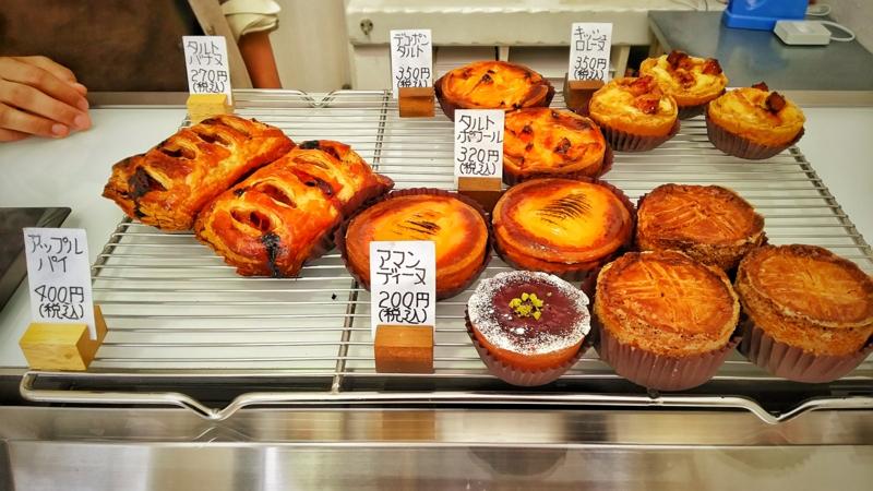 ELPASOの焼き菓子と週末限定のパン