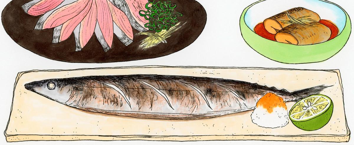 「栄養と料理」(女子栄養大学出版部)2020年11月号 連載「機能性成分のひみつ」第29回 サンマ