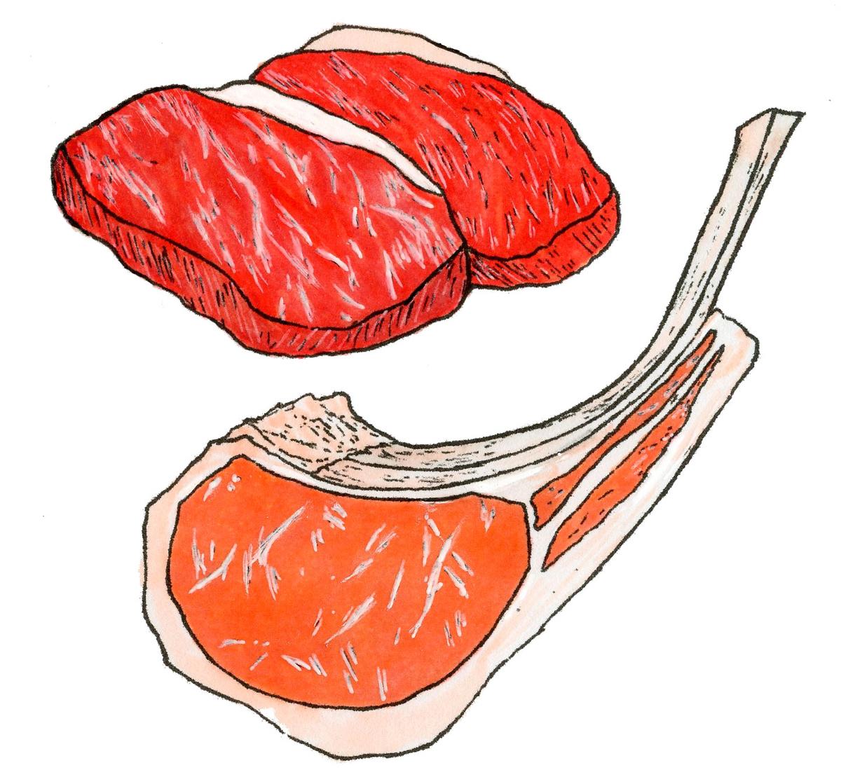 「栄養と料理」(女子栄養大学出版部)2021年9月号 連載「機能性成分のひみつ」第39回 羊肉