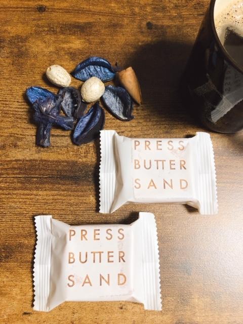 カフェタイムの焼き菓子にピッタリすぎる♡プレスバターサンドの期間限定バタークリーム+バターキャラメル