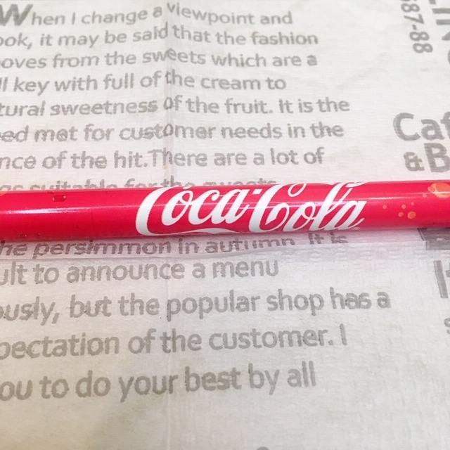 大好きなコカコーラ!