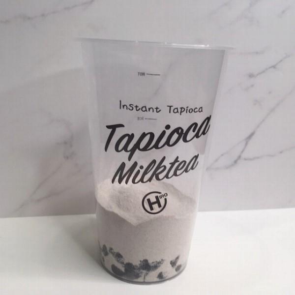 タピオカミルクテーを作ってみる!