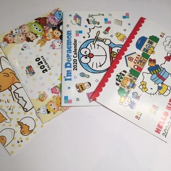 【セリア】可愛すぎる♡キャラクターカレンダー集めてみました!