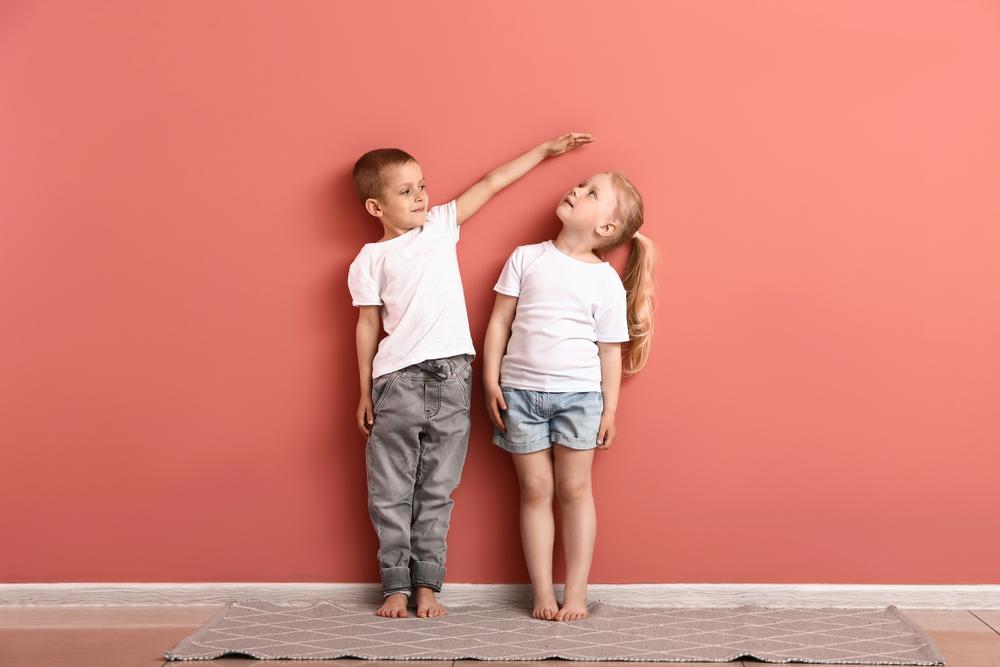 成長ホルモンが身長を伸ばすカギ