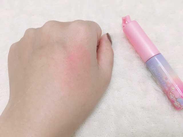 キキララ☆リキッドチーク