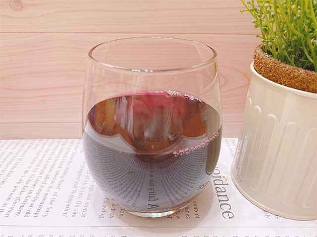 見た目はワイン!ぶどうジュース