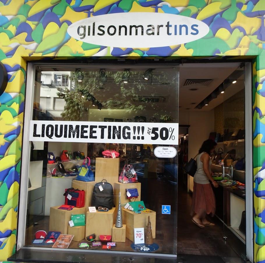 Gilson Martins;ジルソンマルチンスのイパネマ店