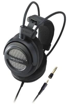 audio-technica エアーダイナミックシリーズ オープン型ヘッドホン ATH-TAD400