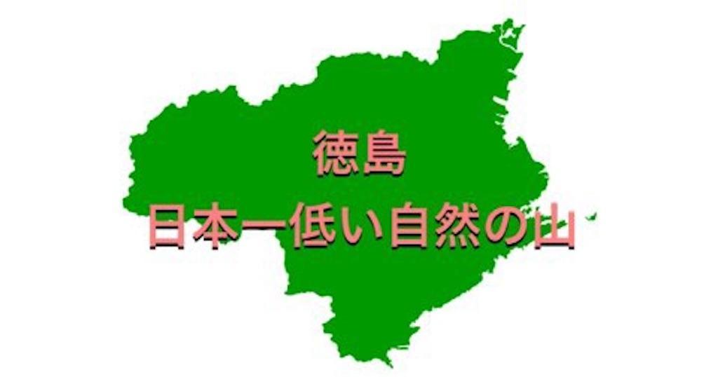 徳島の画像とタイトル