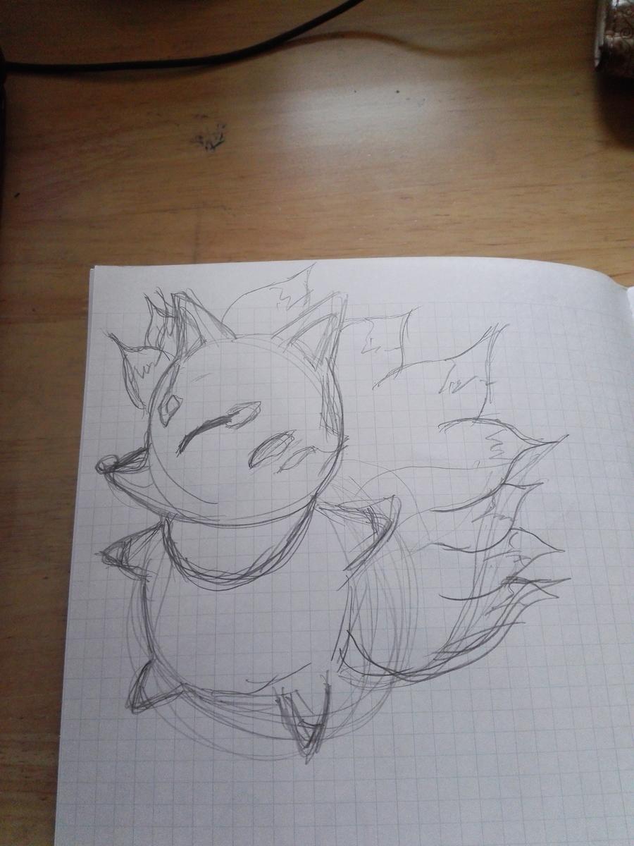 自分でイラストを描きたい人必見アイビスペイントxでイラストを描く