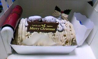 5Horn ケーキ