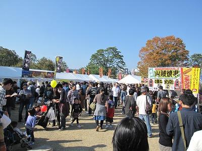 信州そば祭り