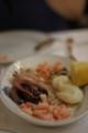 アンティパストアラマドンナ。海老蛸蝦蛄烏賊貝