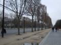 世界で最も美しいシャンゼリゼ大通り