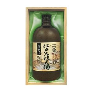 江戸元禄の酒 日本酒 白雪