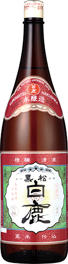 白鹿 日本酒 四段仕込み