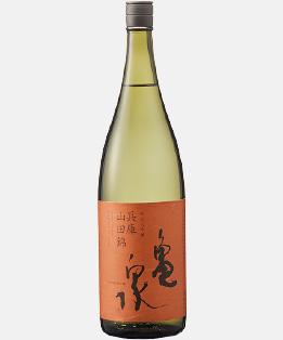 亀泉 生酒 日本酒 高知