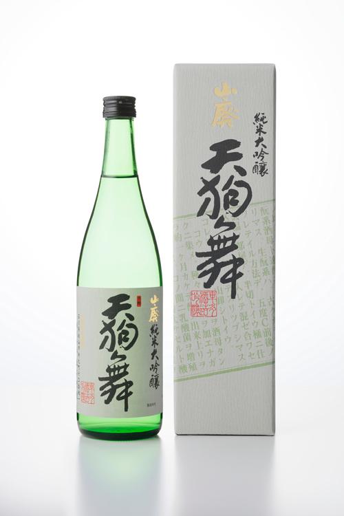 天狗舞 山廃 純米大吟醸