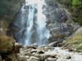 ふる里の「大滝」;長野県下伊那郡高森町