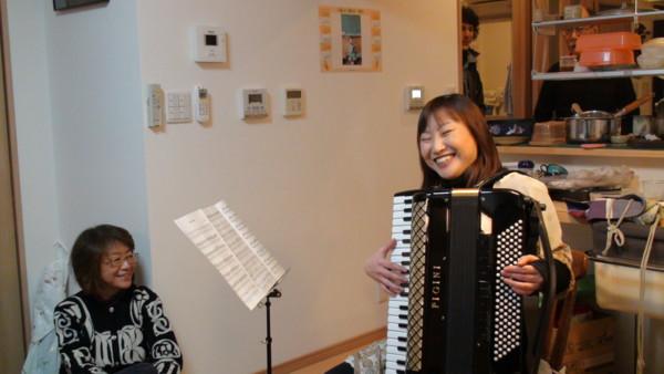 松村有子さんのSolo。